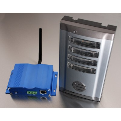 3G / GSM door phone, intercom