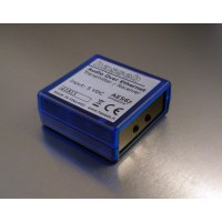 Audio over Ethernet transmitter/receiver, AES67 compatible